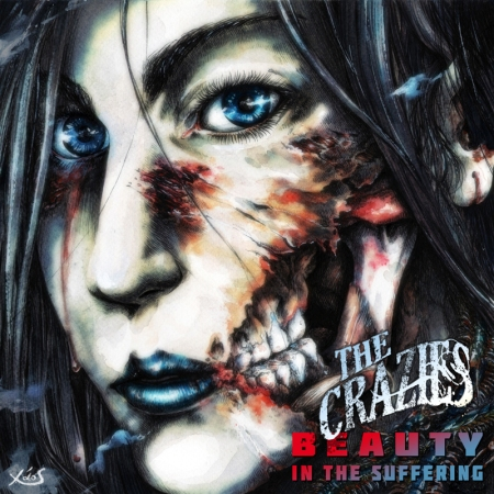 "BEAUTY IN THE SUFFERING: ""THE CRAZIES"" (The Zombie Song) Album Artwork - ©2013 Beauty In The Suffering"