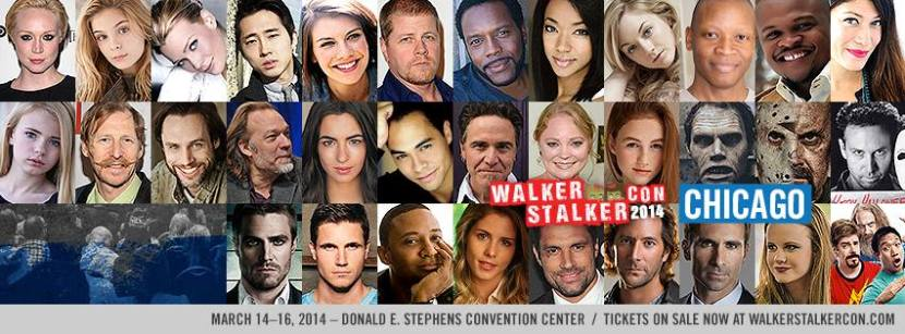 BEAUTY IN THE SUFFERING Confirmed For WALKER STALKER Con 2014 - March 14-16 in Chicago!